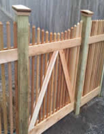 Frontier Fence