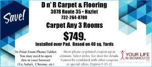 D n R Carpet Hazlet NJ