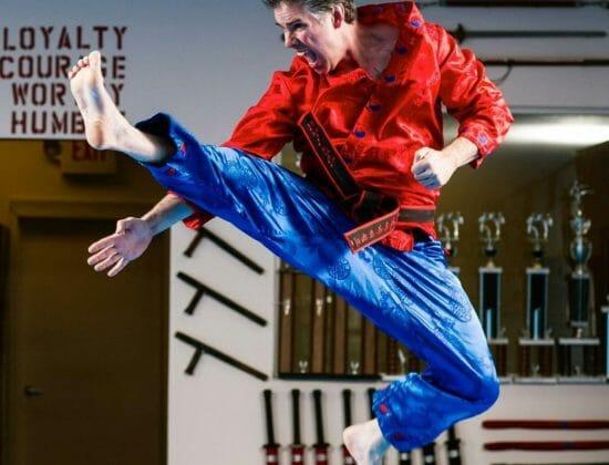 Master Coyne Kum Sung Martial Arts