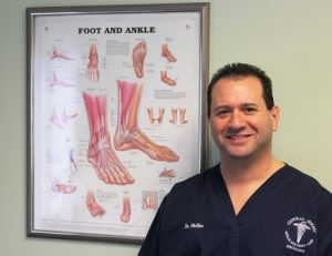 Dr. Chistopher Mullin Foot health Matawan nj