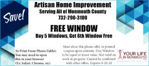 Artisan Home Improvement Middletown nj