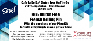 Cafe La De Da Middletown NJ