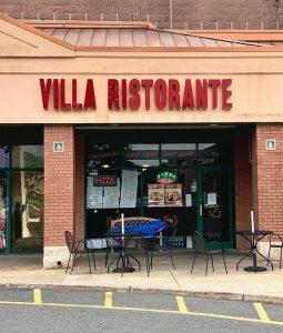 Villa Restaurant & Pizzeria Middletown