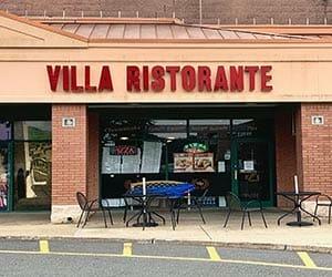 Villa Restaurant and pizzeria Middletown NJ