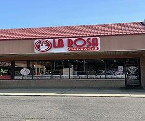 La Rosa Chicken and Grill Manalapan NJ